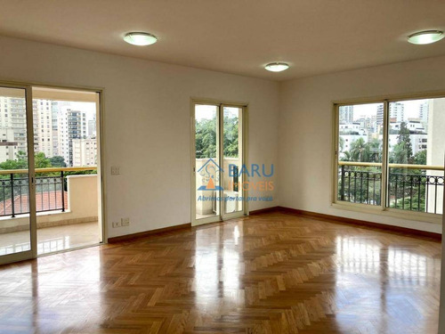 Imagem 1 de 19 de Apartamento Com 4 Dormitórios Para Alugar, 230 M² Por R$ 9.000,00/mês - Perdizes - São Paulo/sp - Ap62817