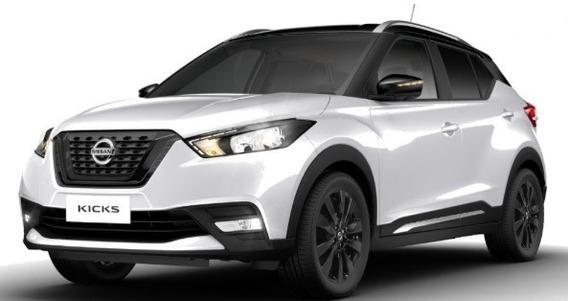 Nissan Kicks Special Edition Cvt 2020 0 Km Patentada