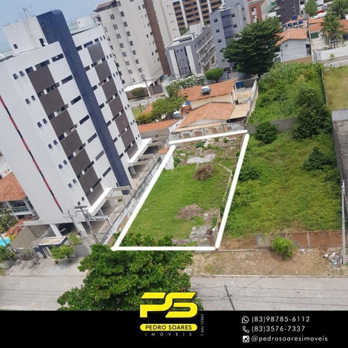 Imagem 1 de 4 de Terreno À Venda, 480 M² Por R$ 950.000,00 - Ponta De Campina - Cabedelo/pb - Te0177