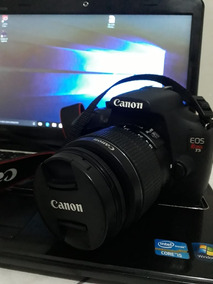 Canon T5 Rebel Eos Ef-s-18-55 Iii