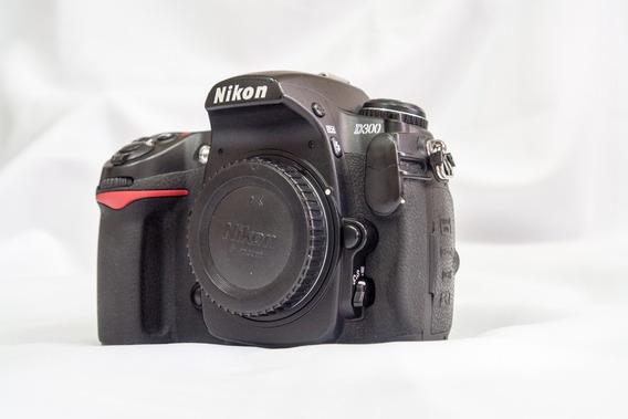 Câmera Dslr Nikon D300