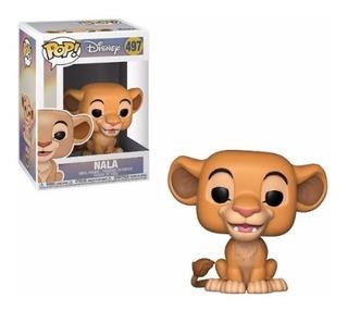 Funko Pop - Nala 497 - El Rey Leon Disney
