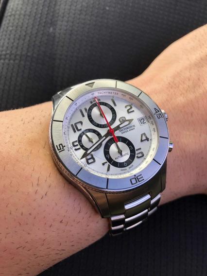 Relógio Victorinox Ambassador 241191 Completo, Novo!