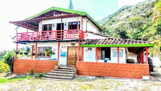 Se Vende Casa Finca Muy Amplia En Tierras Completa