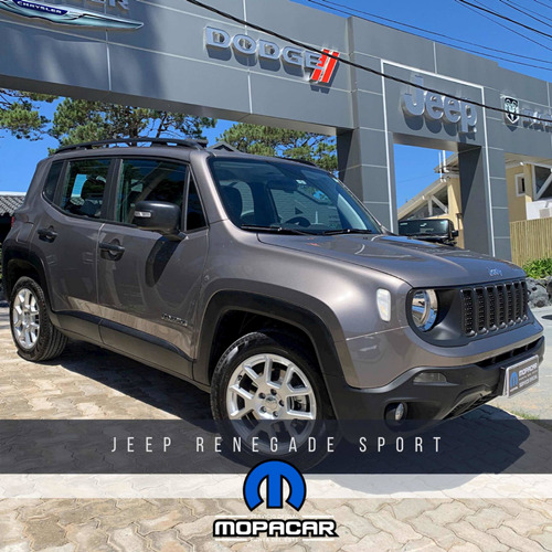 Jeep Renegade Sport 1.8 Automatico 4x2 0 Km