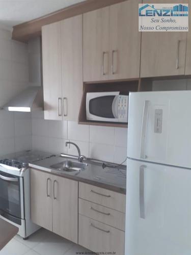 Imagem 1 de 16 de Apartamento Mobiliado À Venda  Em São Paulo/sp - Compre O Seu Apartamento Mobiliado Aqui! - 1438040