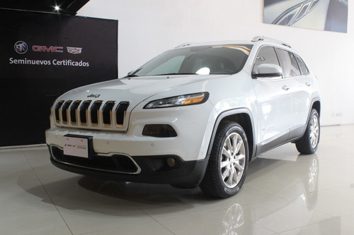 Imagen 1 de 10 de Jeep Cherokee Limited Plus 4x2
