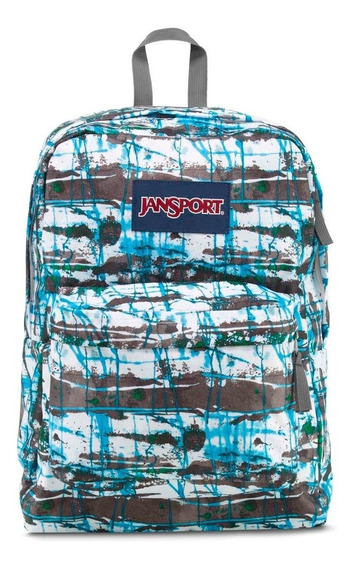 Mochila Jansport De 25 Lts. Super Break (ml Bl Spls)