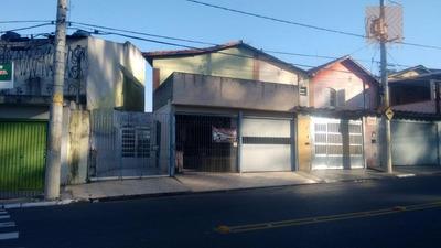 Sobrado Residencial À Venda, Parque Císper, São Paulo. - So0407