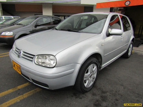 Volkswagen Golf Comfortline At 2000cc 5p