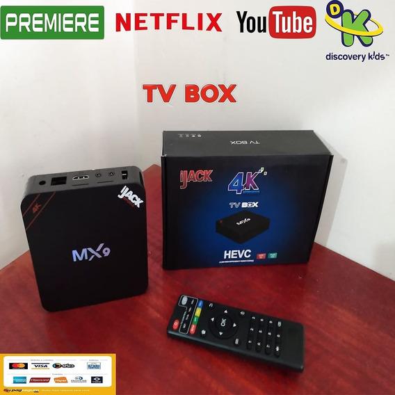 Tv Box Pró 4k