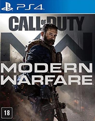 Call Of Duty Modern Warfare Ps4 - Primária - Por 7 Dias