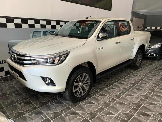 Toyota Hilux 2.8 Cd Srx 177cv 4x2 At 2019