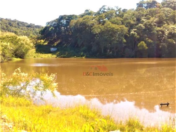 Terreno Com Linda Vista Para Lago De Condomínio.
