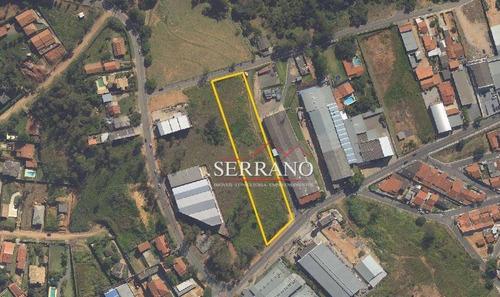 Área À Venda, 5304 M² Por R$ 3.000.000,00 - Capela - Vinhedo/sp - Ar0006