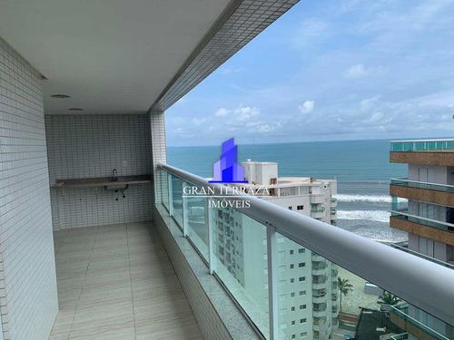 Apartamento Com 3 Dorms, Caiçara, Praia Grande - R$ 690 Mil, Cod: 1028 - V1028