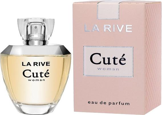 Perfume Importado Cute Feminino La Rive Edp 100ml Original