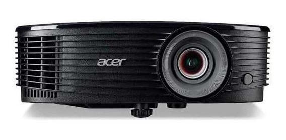 Projetor Acer X1123h 3.600 Lumens Hdmi 3d Svga