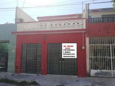 Venta De Pintoresca Casa Muy Cerca Del Centro De Mérida