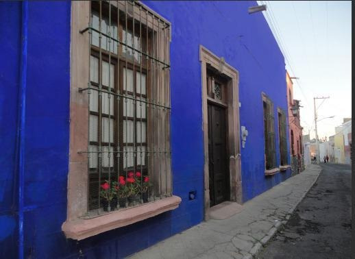 Casa Renta 1 Recamara Centro Historico