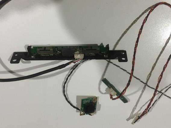 Placa Wifi Sensor Remoto E Botão Power Philips 40pfg5109/78