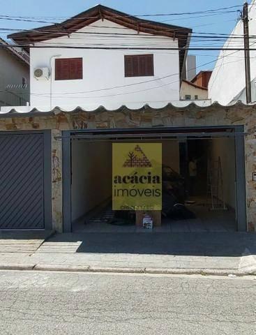Imagem 1 de 13 de Sobrado À Venda, 188 M² Por R$ 550.000,00 - Sítio Morro Grande - São Paulo/sp - So2840