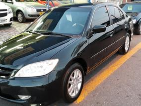 Honda Civic Lx 1.7 Gipevel