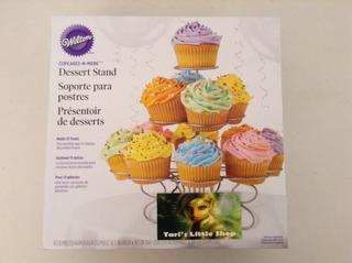 Wilton Base De Metal Para 13 Cupcakes O Pastelitos