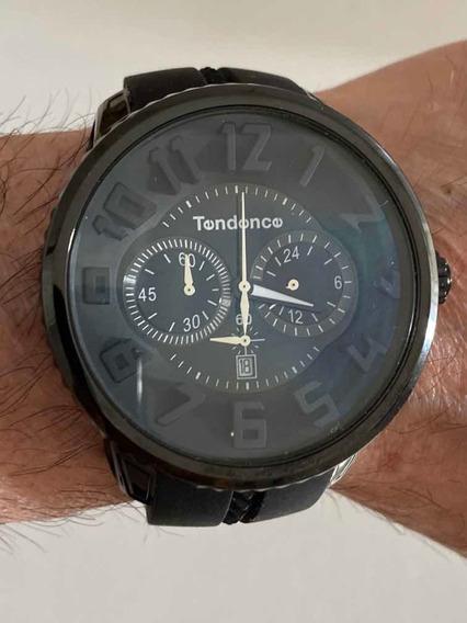 Relógio Tendence Peça De Colecionador Sem Caixa Sem Manual