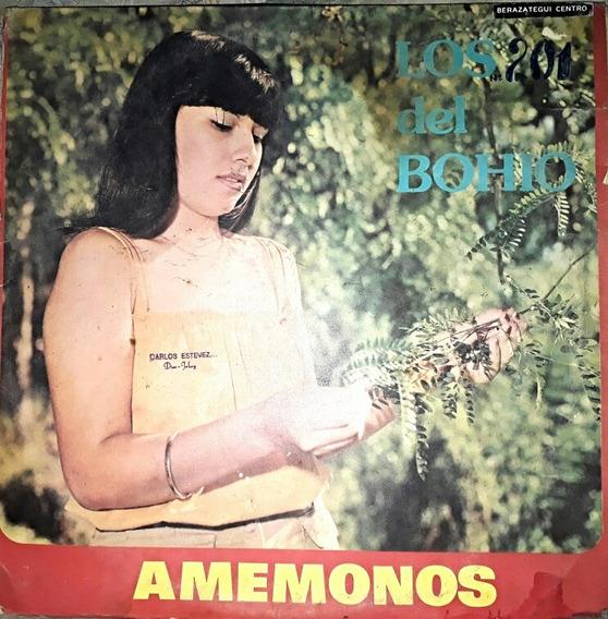 Los Del Bohio / Amemonos - Vinilo Lp.