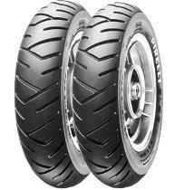 Pneu 90/90-12 Kit Honda Lead Pirelli Mt Sl26 3.50-r10