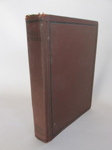 Biblia Antiga Rara Joao Ferreira D Almeida - Ano 1956
