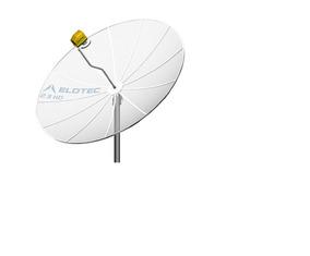 Antena Parabólica 2,3 Metros (230 Cm) 12 Telas Eldtec\ Elsys