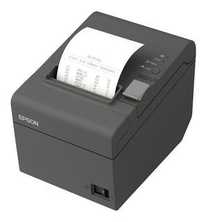 Impresora Epson Tm-t20ii Térmica Usb - Envio Gratis