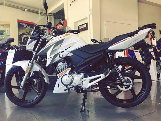 Yamaha Ybr 125 Z Antrax