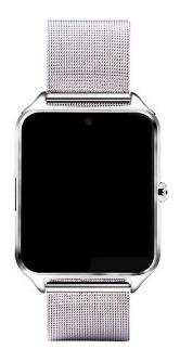 Smart Watch Pulseira De Metal Bluetooth - Promoção Relâmpago