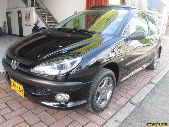 Peugeot 206 Xr Coupe 1.4 Full Equipo