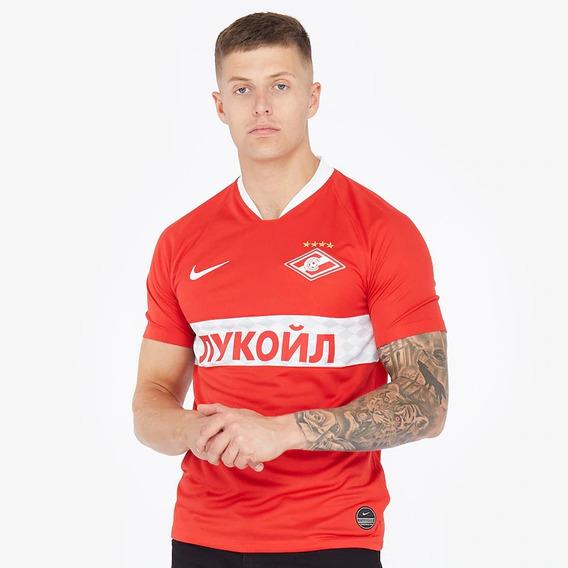 Camiseta Spartak De Moscu 2019 Nike