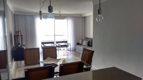 Imagem 1 de 30 de Apartamento Residencial À Venda, Jabaquara, São Paulo. - Ap12836