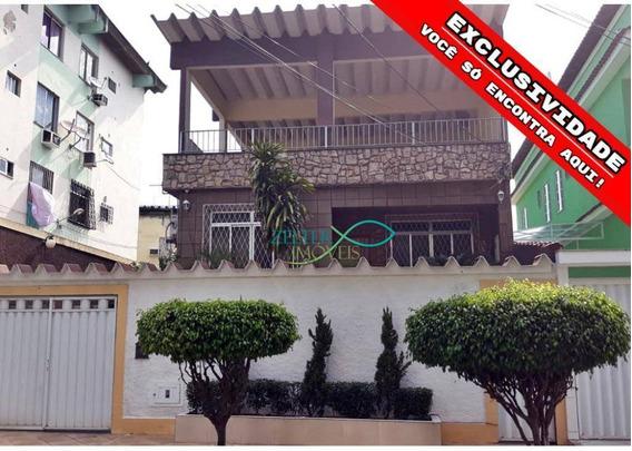 R$ 750 Mil - Ótima Casa Em Cordovil - Piscina - Churrasco - Sauna - 3 Qtos - 4 Vagas De Garagem - Terração - Melhor Do Bairro - Ca0313
