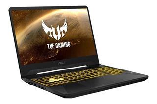 Notebook Gamer Asus Tuf Fx505dv Ryzen 7 8gb 25b+1tb Rtx 2060