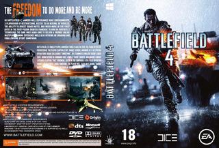 Battlefield 4 Pc - Origin Key -entrega Inmediata