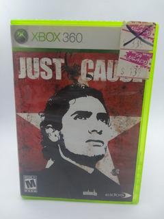 Just Cause Xbox 360 En Gordito Coleccionables