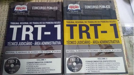 Apostila Trt- Rj