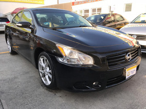 Nissan Maxima 3.5 Exclusive V6 Mt 2014