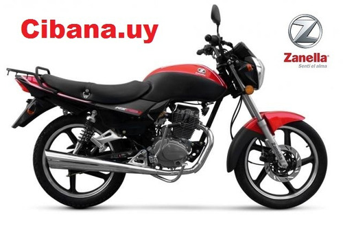 Imagen 1 de 4 de Moto Zanella Rx 125 Cc
