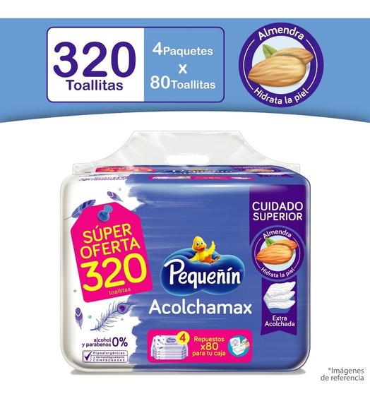 Toallitas Húmedas Pequeñín Acol - Unidad a $100