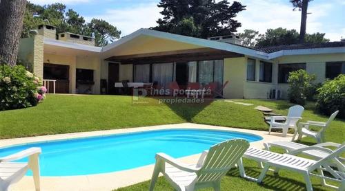 Casa En Punta Del Este, Mansa   Ines Podesta Ref:6907- Ref: 6907