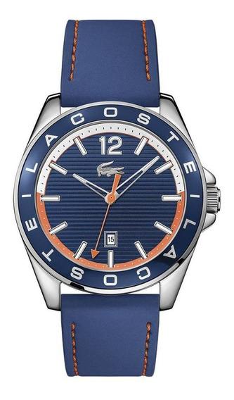 Reloj Lacoste Caballero Color Azul 2010928 - S007