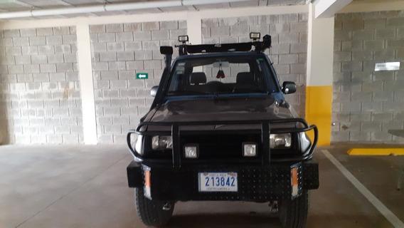 Daihatsu Ferosa Version Japones